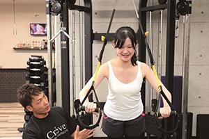 운동 경험이 적어도 부담없이 다닐 수 있는, 어린이 동반 OK의 퍼스널 트레이닝 짐